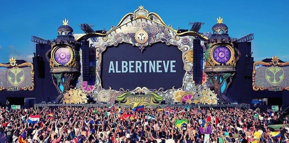 Albert Neve dj