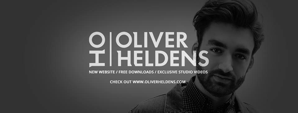 Oliver heldens dj