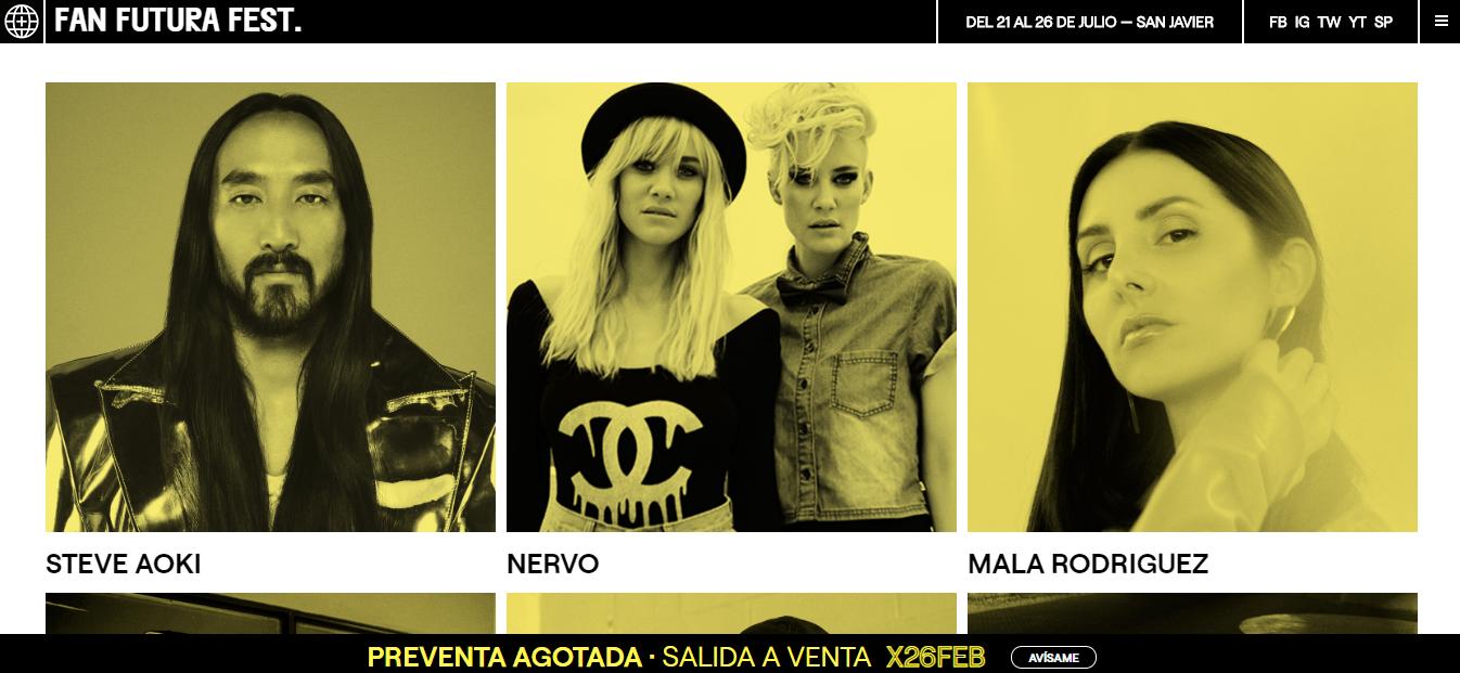 Fan Futura Fest Murcia
