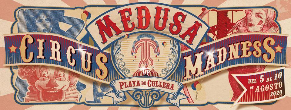 medusa beach festival cullera 2020