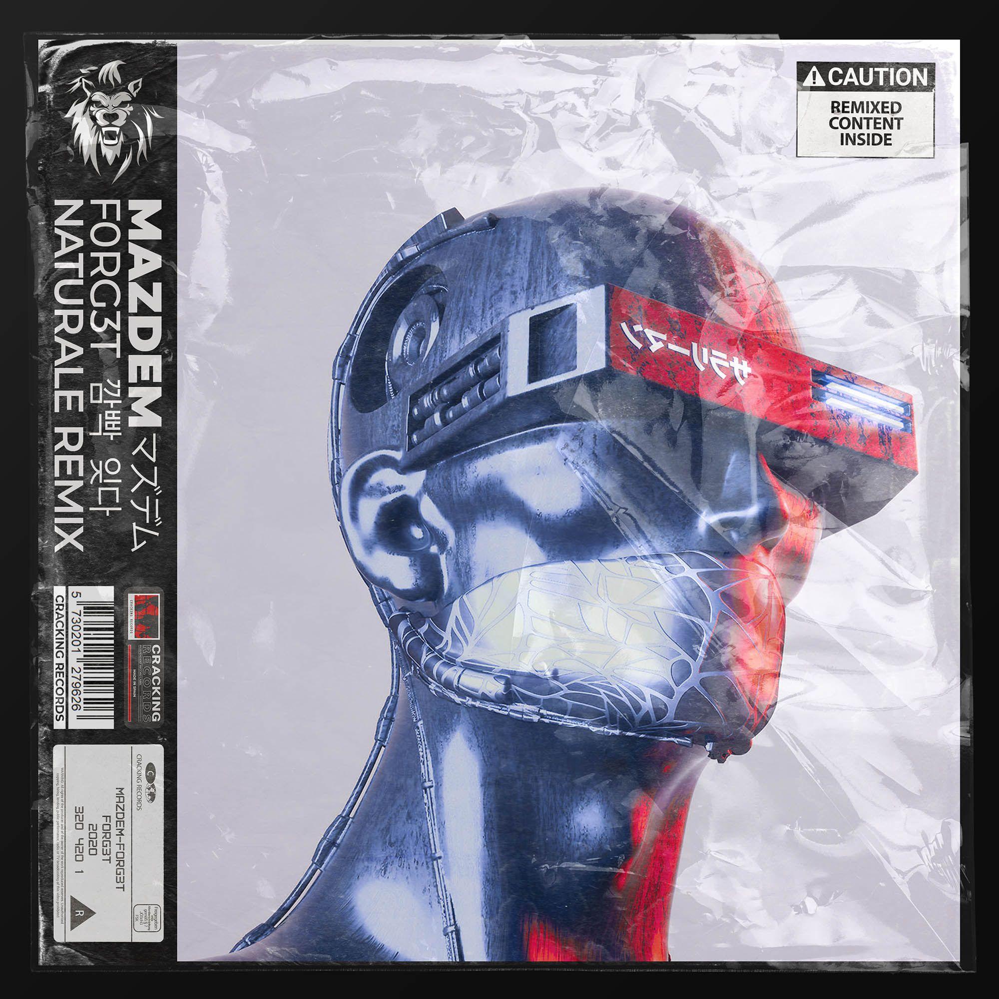 F0RG3T remixes